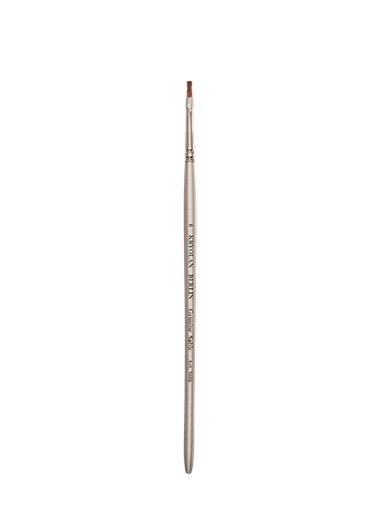 Kryolan Professional Flat Brush 6 Renksiz
